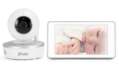 "Alecto - Wifi Baby Monitor With Camera And 5"" Touchscreen"