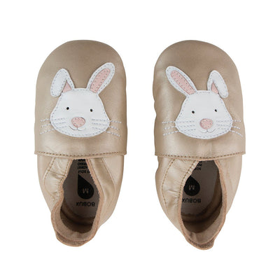 Bobux - Soft Soles Rabbit Gold