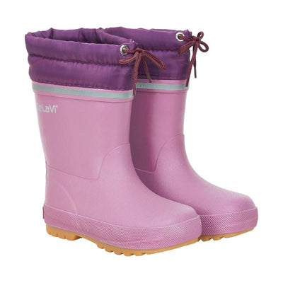 CeLaVi - Thermal Rain Boots Dusky Orchid