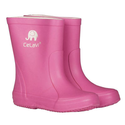 CeLaVi - Rain Boots Real Pink