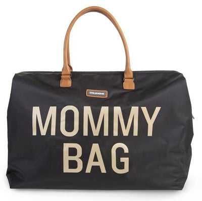 Childhome - Mommy Bag XL Black Gold