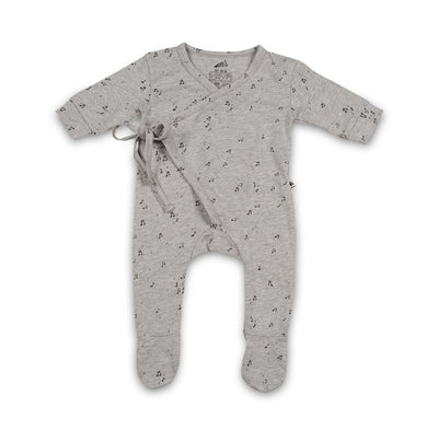 Cos I Said So - Onesie Beats Of Love All Over Print Grey