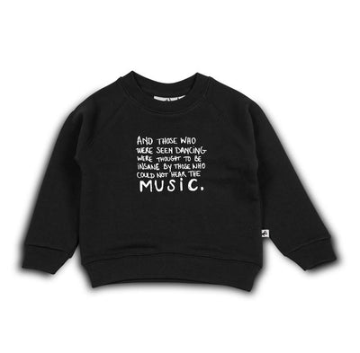 Cos I Said So - Sweater Music Black