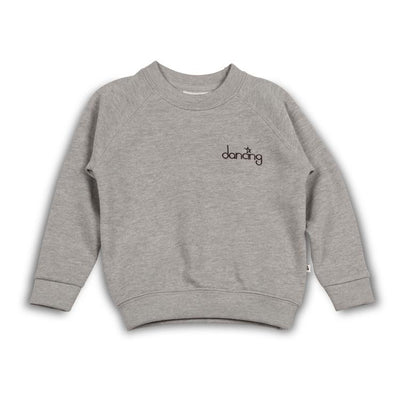 Cos I Said So - Sweater Dancing Heather Grey