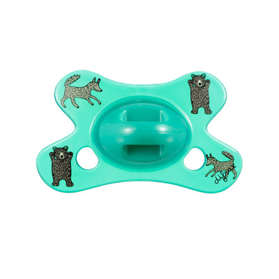 Difrax - Pacifier Dental 0-6 Months Wild