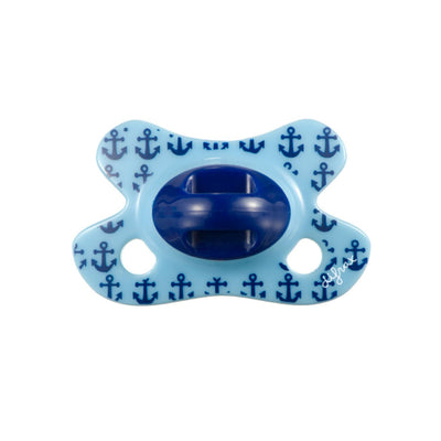 Difrax - Pacifier Natural Newborn Strong Anchor