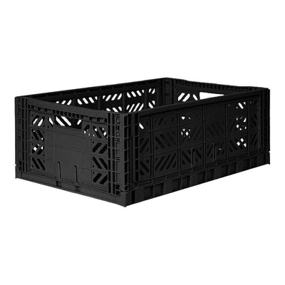 Eef Lillemor - Folding Crate Maxi Black