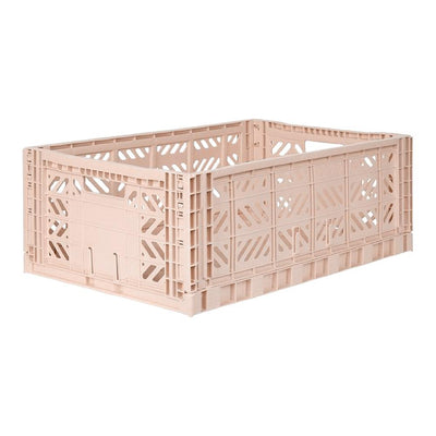 Eef Lillemor - Folding Crate Maxi Milk Tea