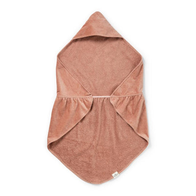 Elodie Details - Hooded Towel Faded Rose