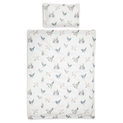 Elodie Details - Crib Bedding Set Feathered Friends