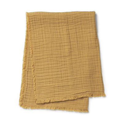 Elodie Details - Soft Cotton Blanket Gold