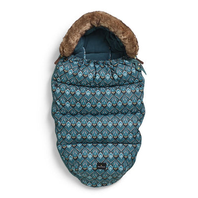 Elodie Details - Footmuff Everest Feathers
