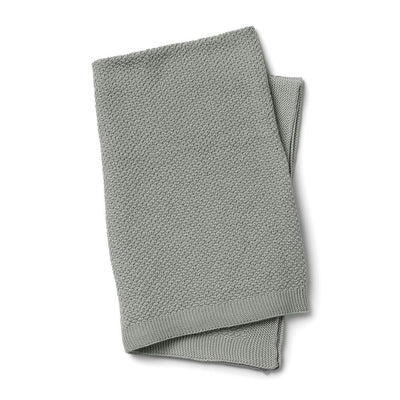 Elodie Details - Moss Knitted Blanket Mineral Green