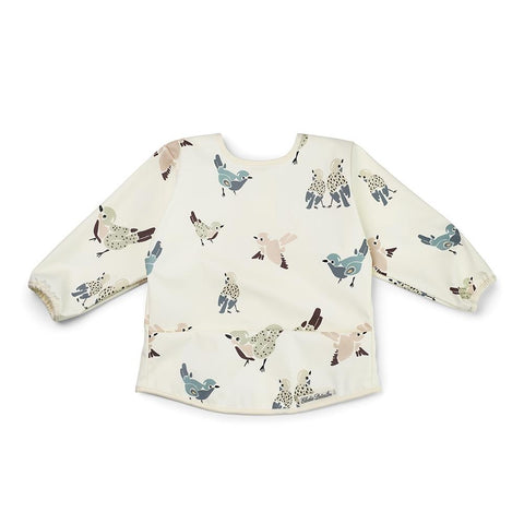 Elodie Details - Longsleeved Bib Feathered Friends