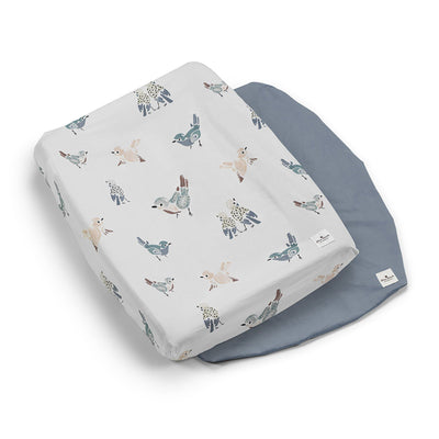 Elodie Details - Changing Pad Cover Feathered Friends