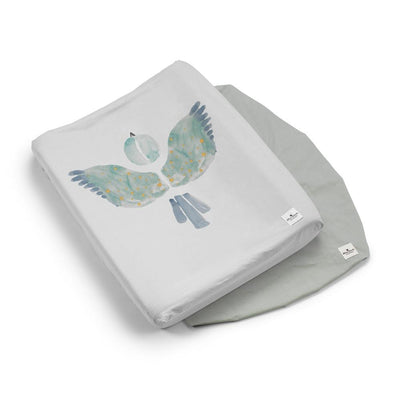 Elodie Details - Changing Pad Cover Watercolor Wings