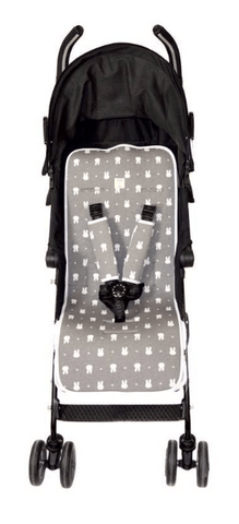 Fundas - Padded Cover Universal For Stroller Fun Miffy