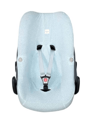 Fundas - Car seat cover MaxiCosi PEBBLE Blue Safari