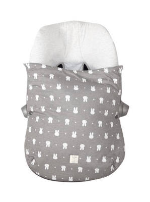 Fundas - Footmuff For Car Seat Group 0 Fun Miffy