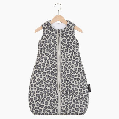 House Of Jamie - Sleeping Bag Baby Rocky Leopard