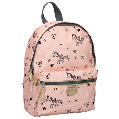 Kidzroom - Backpack Fearless Pastel Pink