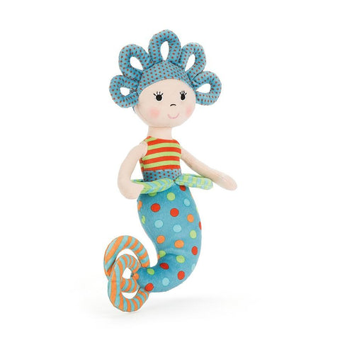 Jellycat - Under The Sea Mermaid Rattle