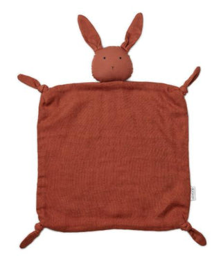 Liewood - Agnete Cuddle Cloth Rabbit Rusty