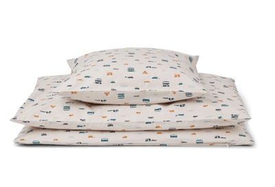 Liewood - Duvet Cover Cars