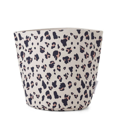 Liewood - Ella Fabric Basket Leo Beige Beauty