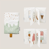 Liewood - Holly Fabric Book Ice Cream