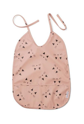 Liewood - Lai Bib Cat Rose