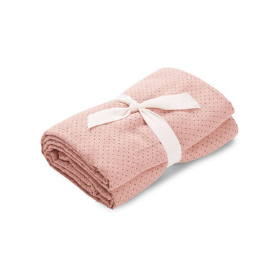 Liewood - Molly Swaddle Little Dot Rose