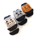Liewood - Nellie Anti Slip Socks Panda Grey Melange