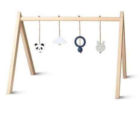 Liewood - Wood Playgym with Accessories Boy