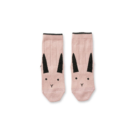 Liewood - Silas Socks Rabbit Rose