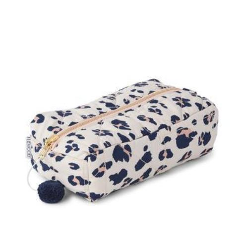 Liewood - Beate Toiletry Bag Leo Beige Beauty