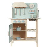 Little Dutch - Wooden Play Kitchen Mint