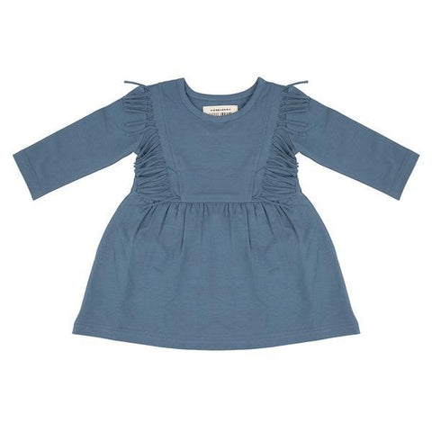 Little Indians - Boho Dress Blue