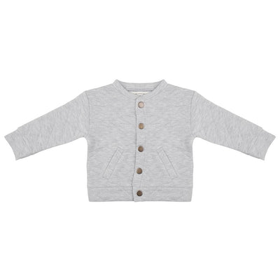 Little Indians - Baseball Jacket Sky High Grey Melange