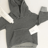 Little Indians - Sweater Striped Hoodie