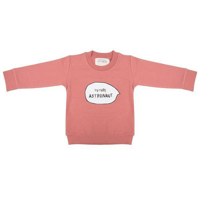 Little Indians - Sweater Future Astronaut Rose