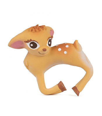Oli & Carol - Teething Toy Bracelet Olive The Deer