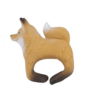 Oli & Carol - Teething Toy Bracelet Rob The Fox