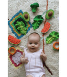 Oli & Carol - Teething Toy Wally The Watermelon