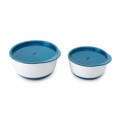 Oxo Tot - Small & Large Bowl Set Navy