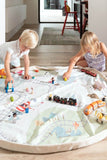 Play & Go - Trainmap Playmat / Storage Sack