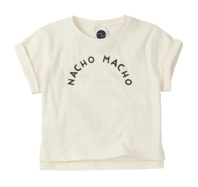 Sproet & Sprout - T-Shirt Milk Nacho Macho