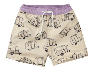 Sproet & Sprout - Swim Short Caravan