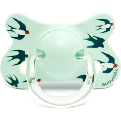 Suavinex - Pacifier Fusion Anatomical 4-18 Months Swallow Mint