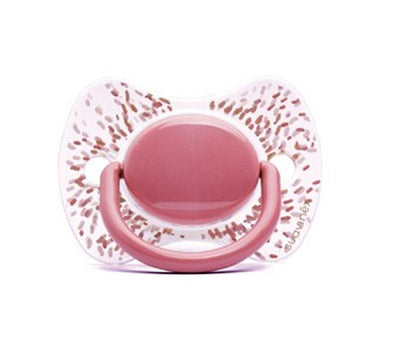 Suavinex - Pacifier Couture Physiological +4 Months Pink